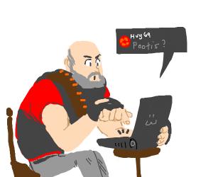 Heavy Laptop