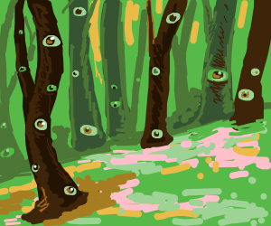 Forest eyes