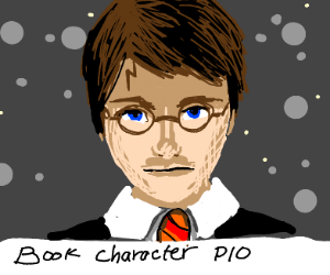 book character PIO