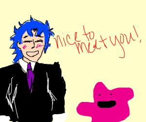 JoJo meets Ditto