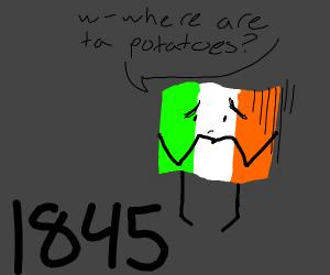 Ireland in 1845