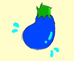 Blue eggplant
