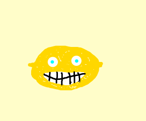 Smiling Lemon