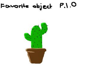 Favourite object. Pass it on.