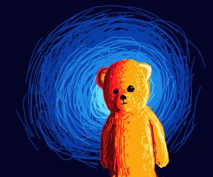 Teddy Bear is lonely