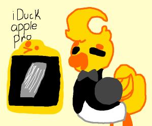 iDuck apple pro