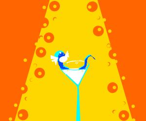 dratini martini  once again