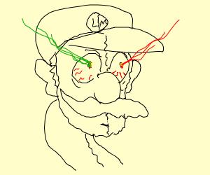 Mario + Luigi hybrid