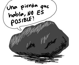 rock speaking latin