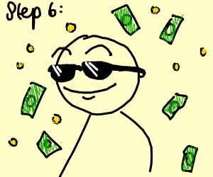 Step 5 Never have to give another hecc again.