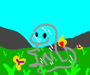 colorless charmander
