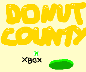 Donut County (Game)