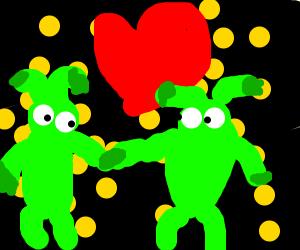 alien lovers