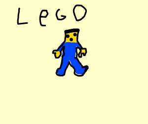 a legoman