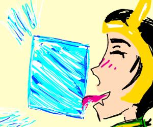 Loki x Tesseract