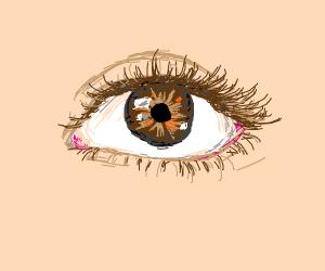 Look like an eye or idk I'm dumb:)
