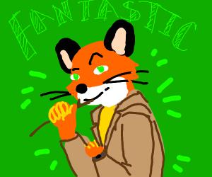 MR . Fox