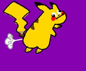Derpy pikachu