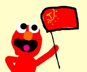 Elmo's soviet world
