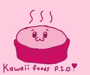 kawaii food p.i.o