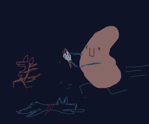 Bean kills furrys