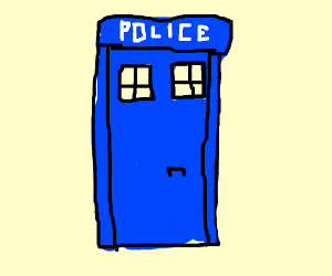 The Tardis (Doctor Who)
