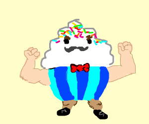 Robust Cupcake