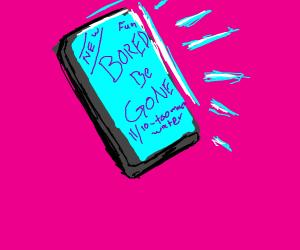 anti-boredom appl