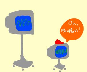 "Computer boi from SpongeBob ""Oh plankton"""