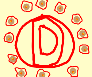 Drawception summoning circle