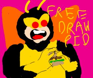 Free Draw PIO Burguer