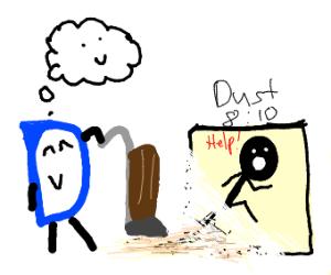 Dustcatcher