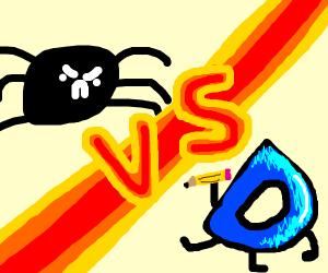 Spider vs ...