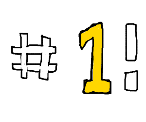 NUMBER 1!!!