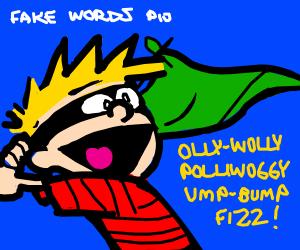 Fake Words (P.I.O)