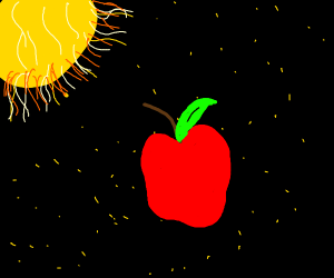 space fruit