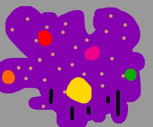 thanos slime