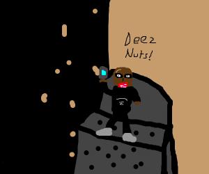 Deez nuts! HAH! Gottem!