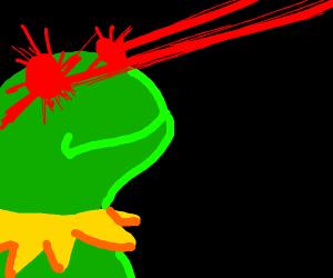 Laser Kermit
