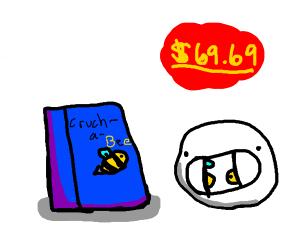 Crunch a bee
