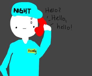 Hello?Hello,Hello!