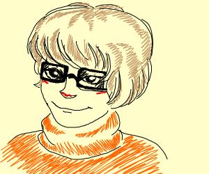 Anime Velma Dinkley