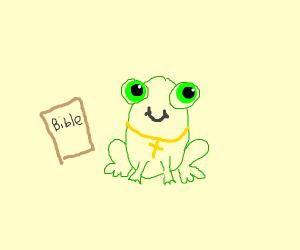 Frog Priest