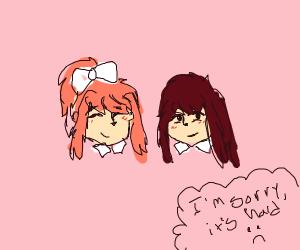 Monika X Yuri