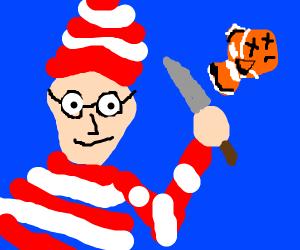 Waldo murders nemo