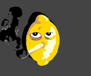 psychotic lemon on meth XD