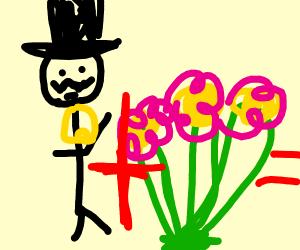 Mayor Planting