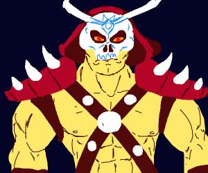 Mortal Kombat's Shao Kahn