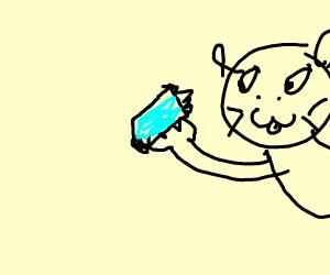 Reeling in Toothpaste