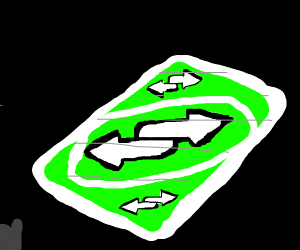 Reverse card (uno)